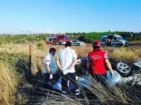 Balıkesir'de Trafik Kazasında 1 Kişi Ölü 3 Kişi Yaralandı