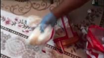Baza Ve Çekmecedeki Uyuşturucuyu 'Roket' Buldu