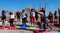Blaundus'ta Yoga Etkinliği