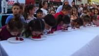 Bursa'da İlki Düzenlenen Çilek Festivali Yoğun İlgi Gördü