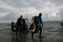 Denizden Çıkanlar Görenleri Şaşırttı