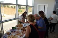 Didim'de KUEM'li Kadınlar Kahvaltıda Bir Araya Geldi