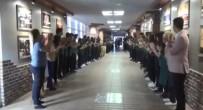 Kayseri Lisesi'nde Okula Yeni Başlayan Öğrenciler Kayseri Lisesi Marşı İle Karşılandı
