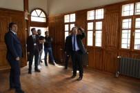 REFERANS - Melikgazi'de Restorasyon Çalışmaları Hızlanıyor