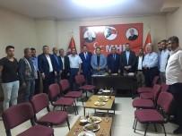 ÜLKÜCÜLER - MHP'nin İlçe Ziyaretleri Sürüyor