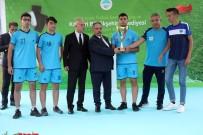 OSB Atletikspor 4 Kupa Aldı