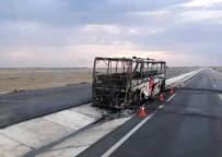 Otobüs Küle Döndü Açıklaması Ölümden Son Anda Kurtuldular