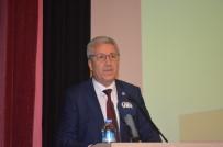 Prof. Dr. Necdet Budak Açıklaması 'Öğrenci Odaklı Üniversite Olacağız'