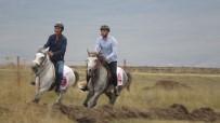 METİN FEYZİOĞLU - Rahvan Atları Kıyasıya Yarıştı