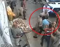 Samsun'da İcra Memuruna Saldırının Güvenlik Kamerası Görüntüsü Ortaya Çıktı