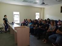 Söke'de 'İntiharı Önleme' Eğitimi Verildi