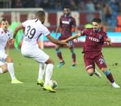 AHMET OĞUZ - Süper Lig Açıklaması Trabzonspor Açıklaması 2 - Gençlerbirliği Açıklaması 2 (Maç Sonucu)