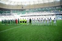 TFF 1. Lig Açıklaması Bursaspor Açıklaması 3 - Osmanlıspor Açıklaması 1