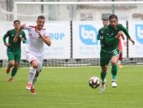 TFF 2. Lig Açıklaması Sivas Belediyespor Açıklaması 1 - Kahramanmaraşspor Açıklaması 1