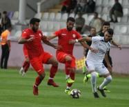 TFF 3. Lig Açıklaması Yeni Orduspor Açıklaması 1 - Çatalcaspor Açıklaması 3