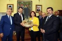 AGC Başkanı Şener, TGF Başkanlar Konsey Yoplantısına Katıldı