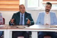 Ağrı'da Yetenek Taraması Veli Bilgilendirme Toplantısı Yapıldı