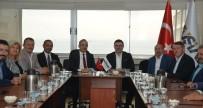 AK Partili Sürekli MÜSİAD Üyeleri İle Biraraya Geldi