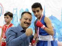 ÖMER ŞAHIN - Alt Minik Erkekler Türkiye Ferdi Boks Şampiyonası Sona Erdi