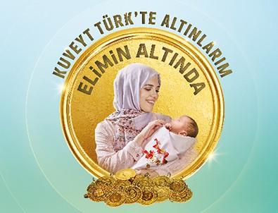 Altına özel onlarca ürünüyle Altın Uzmanı Kuveyt Türk