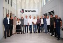 NEVZAT DEMİR - Beşiktaş Efsanelerinden Abdullah Avcı'ya Ziyaret