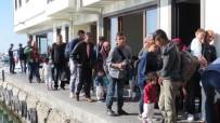 Çanakkale'de 73 Düzensiz Göçmen Yakalandı