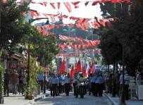 HACI MEHMET KARA - Çeşme'nin Kurtuluşunun 97. Yılı Coşkuyla Kutlandı