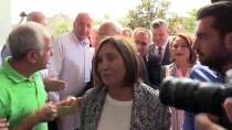 SELVİ KILIÇDAROĞLU - CHP Genel Başkanı Kemal Kılıçdaroğlu Adana'da