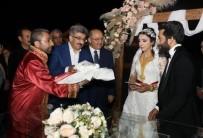 ORMAN YANGıNLARı - Düğünlerinde Doğa İçin 500 Adet Fidan Dağıttılar