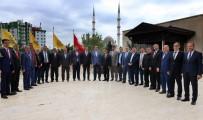 Esnaf Odalarından Başkan Altay'a Ahilik Haftası Ziyareti