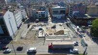 Fatsa'da Meydan Çalışmaları Yeniden Başladı