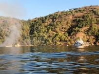 Fethiye'de Gulet Teknede Yangın Açıklaması 1 Ölü, 4 Yaralı