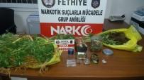 Fethiye'de Uyuşturucu Operasyonu; 1 Kişi Tutuklandı
