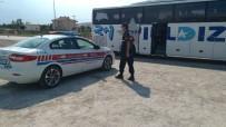 Gemerek'te Jandarma Trafik Timi Kuruldu