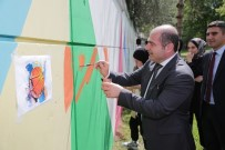 Gençler Şehre 'Renk' Kattı