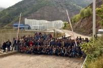 Gümüşhane'de Maden İşçilerinin Maaş İsyanı