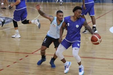 Hazırlık Maçı Açıklaması Balıkesir BŞB Açıklaması 83 - Gemlik Basketbol Açıklaması 78