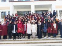 İmam Hatip Lisesinde Kız Öğrencilerle Söyleşi