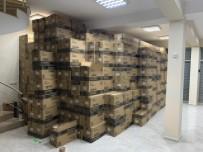 PREZERVATIF - İstanbul'da 5 Milyon Liralık Kaçak Ürün Ele Geçirildi