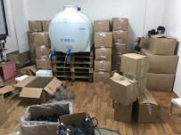 İÇKİ ŞİŞESİ - İstanbul'da 'Metil Alkol' Operasyonu Kamerada