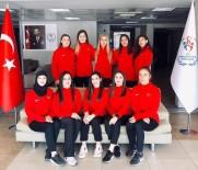 DA SILVA - Kadın Güreşçiler Mindere Çıkıyor