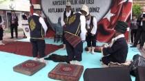 Kayseri'de Ahilik Haftası Kutlamaları