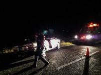 Kırklareli'nde Zincirleme Kaza Açıklaması 2'Si Ağır 3 Yaralı