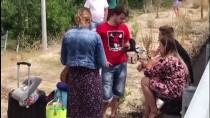 Konya'da Turistleri Taşıyan Otobüs Şarampole Devrildi Açıklaması 3 Yaralı