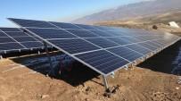 Köyün Su Sorunu Güneş Panelleriyle Çözülecek