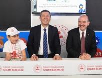 TRAFİK EĞİTİM PARKI - Mobil trafik eğitim tırı yola çıkıyor
