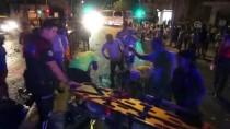 Muğla'da İki Otomobil Çarpıştı Açıklaması 2 Yaralı