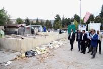 Necdet Ersan Parkı Yenilenen Görüntüsü İle Çok Beğenilecek