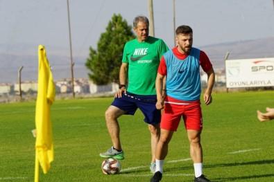 Nevşehir Belediyespor, Teknik Direktör Ergün Aytekin İle Yollarını Ayırdı