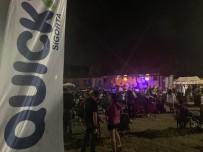 Quick Sigorta Q Truck İle Kuşadası Motosiklet Karnavalı'na Renk Kattı